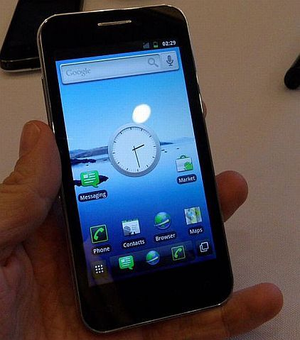 Huawei Glory dual-core Android super-phone not coming to ...