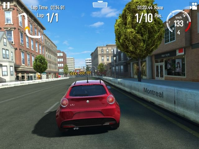 real racing 3 for windows 10 pc