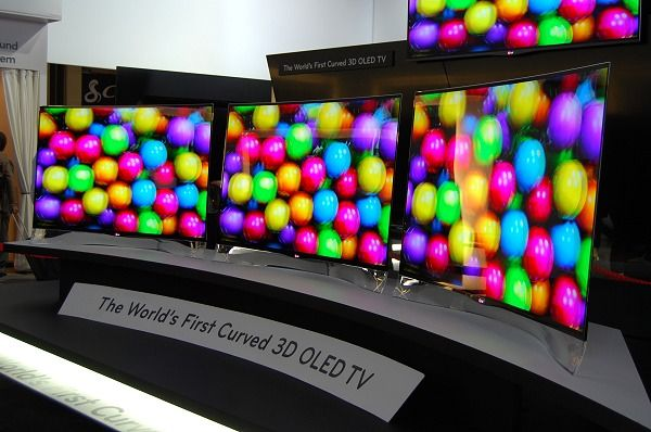 lg unveils curved products in india including a tv and the. Black Bedroom Furniture Sets. Home Design Ideas