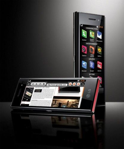 LG Chocolate BL40 released in India for Rs. 30,000