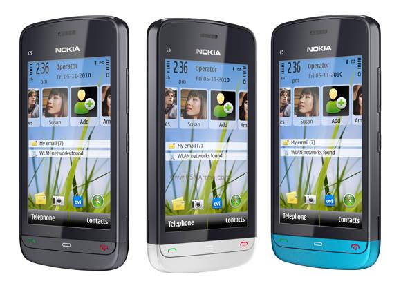 Nokia C5-03 - Nokia C5