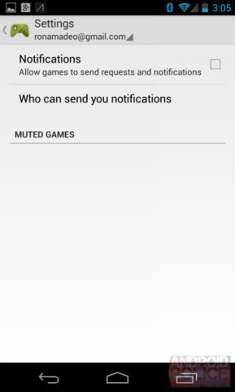 how to view google play achievements