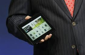 Blackberry Playbook India launch