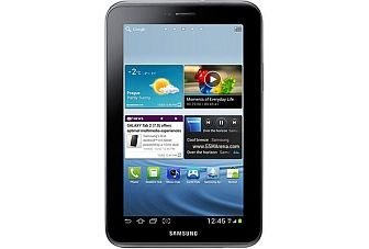 Samsung Galaxy Tab 2 P3100 Review