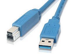 Standard USB 3.0 Cables