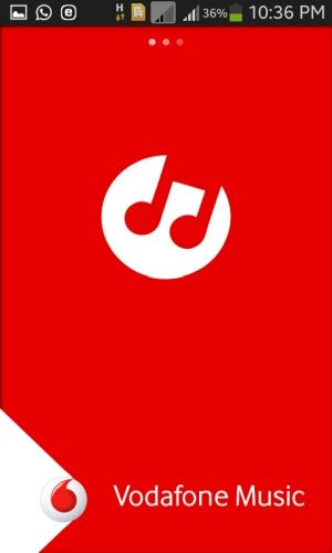 Vodafone launches music streaming and download service | Digit