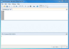 PowerShell 2.0 ISE