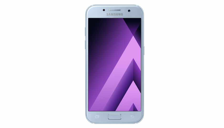 samsung galaxy a3 2017 price in india specification. Black Bedroom Furniture Sets. Home Design Ideas