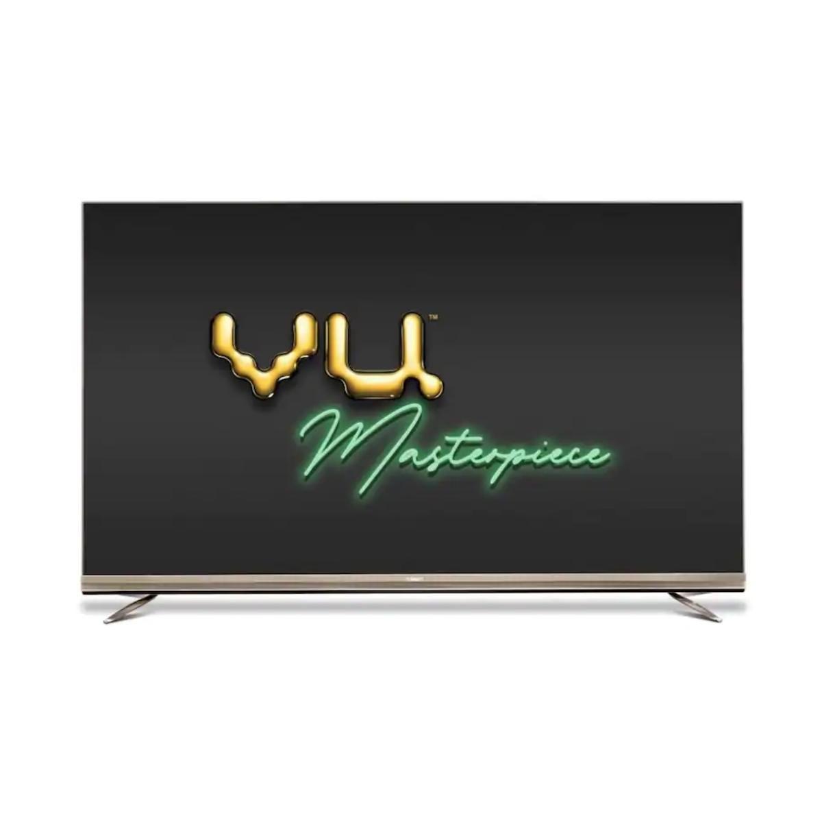 ವಿಯು 85-inch 4K QLED Smart TV