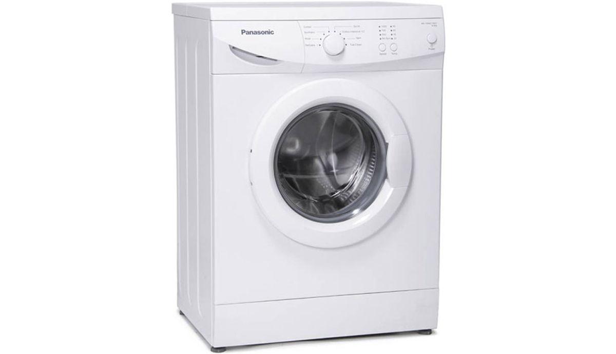 पैनासोनिक 5.5  Fully Automatic Front Load Washing Machine (NA-855MC1W01)