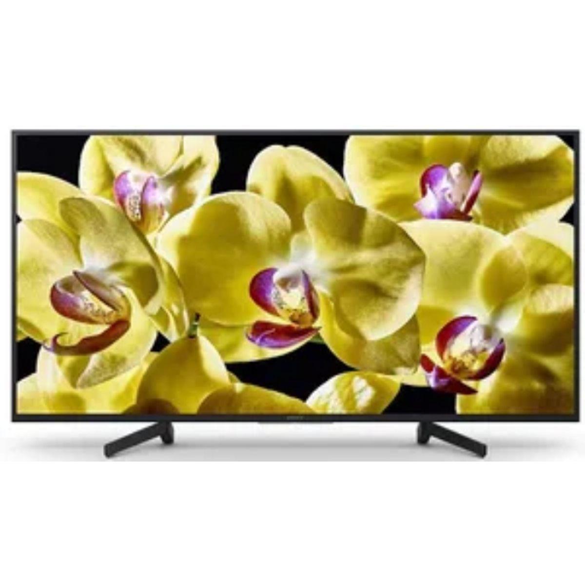 ಸೋನ 65 ಇಂಚು LED 4K Ultra HD Smart TV (KD-65X8000G)