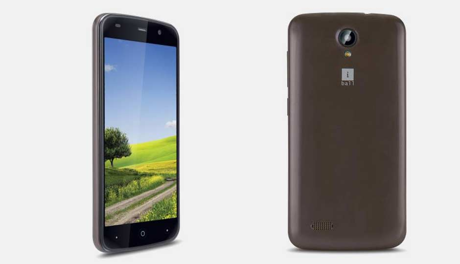iball andi 5l mobile review
