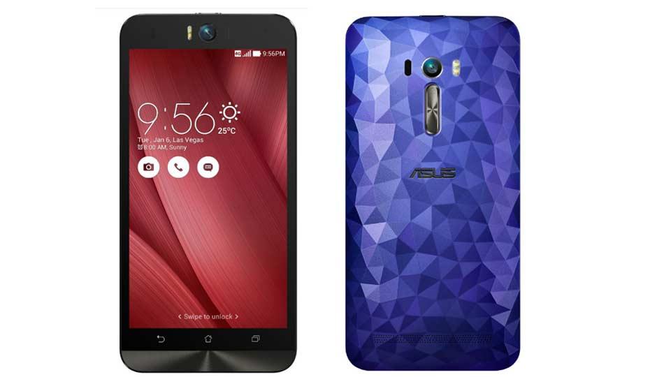 Asus Zenfone Selfie Diamond Cut Price In India