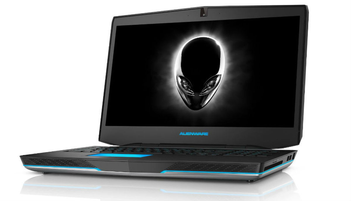 डैल Alienware (17-inch)