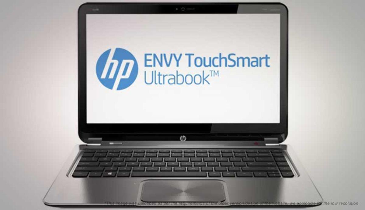 എച്ച്പി ENVY TouchSmart അൾട്രാബുക്ക് 4-1113tu