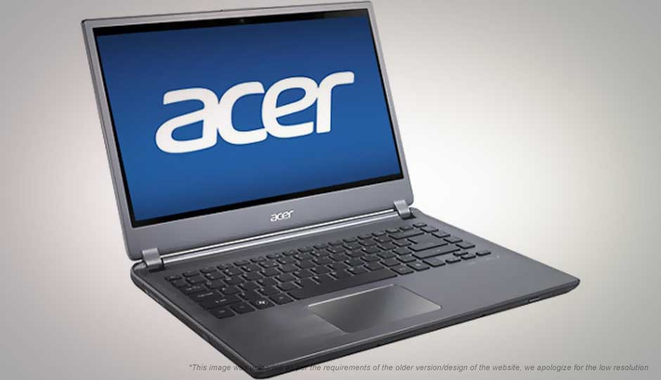 Acer Aspire M5-481T Intel ME Drivers
