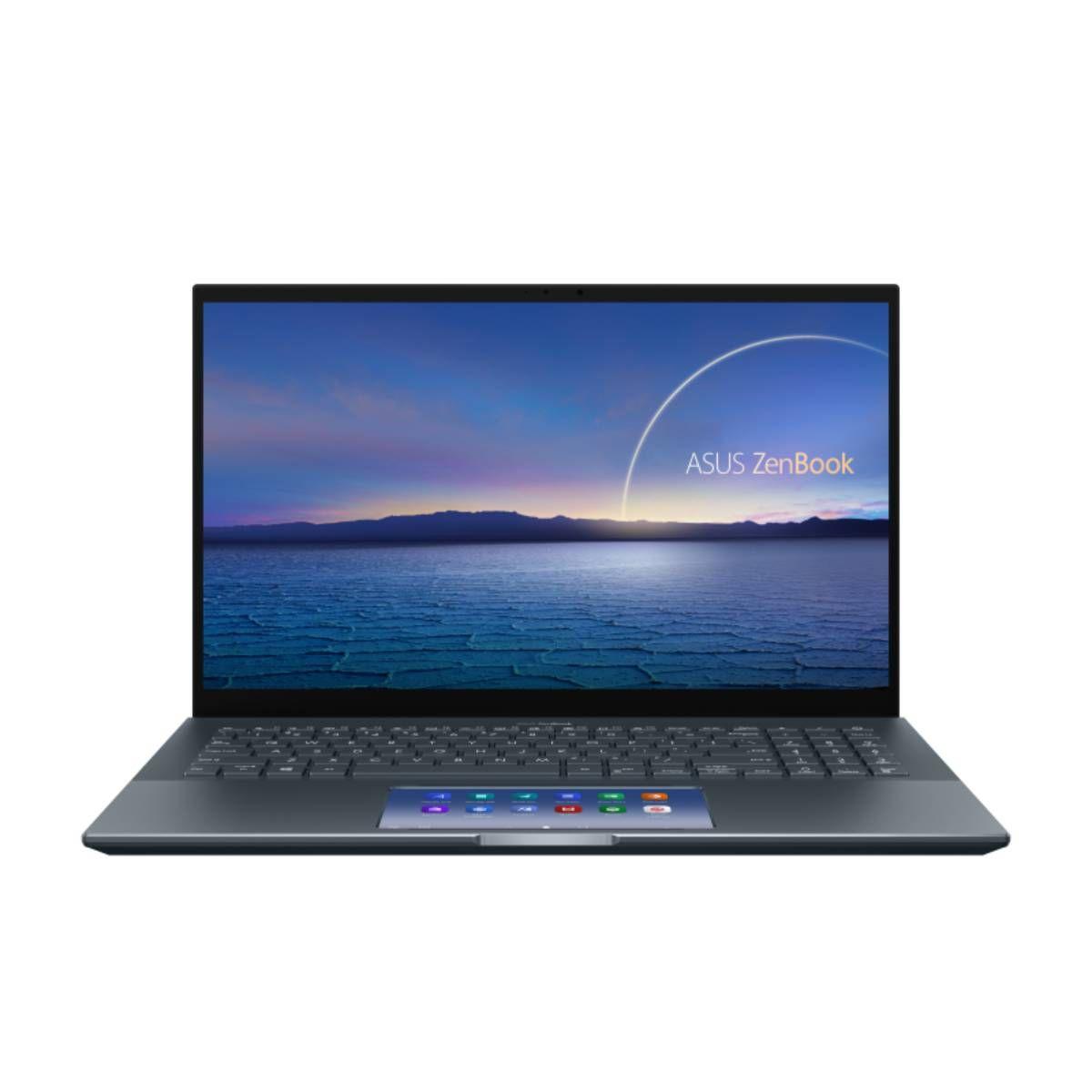 ಅಸೂಸ್ ZenBook Pro 15 ಇಂಟೆಲ್ Core i7-10750H (2021)