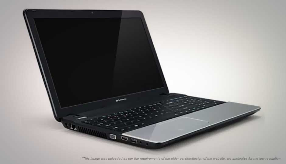Acer Gateway NE56R Core I3 Price In India Specification
