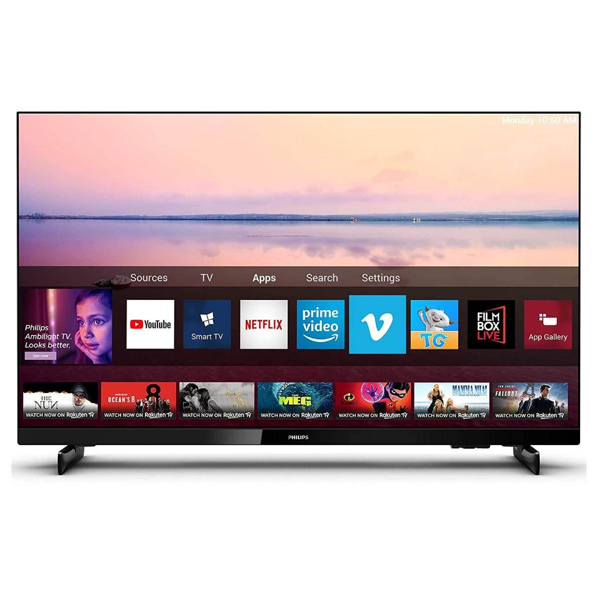 பிலிப்ஸ் 32 Inches HD Ready LED Smart டிவி (32PHT6815/94)