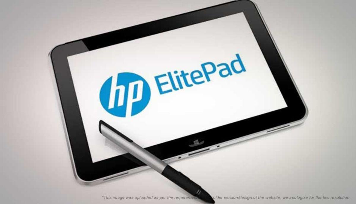 எச்பி ElitePad 900