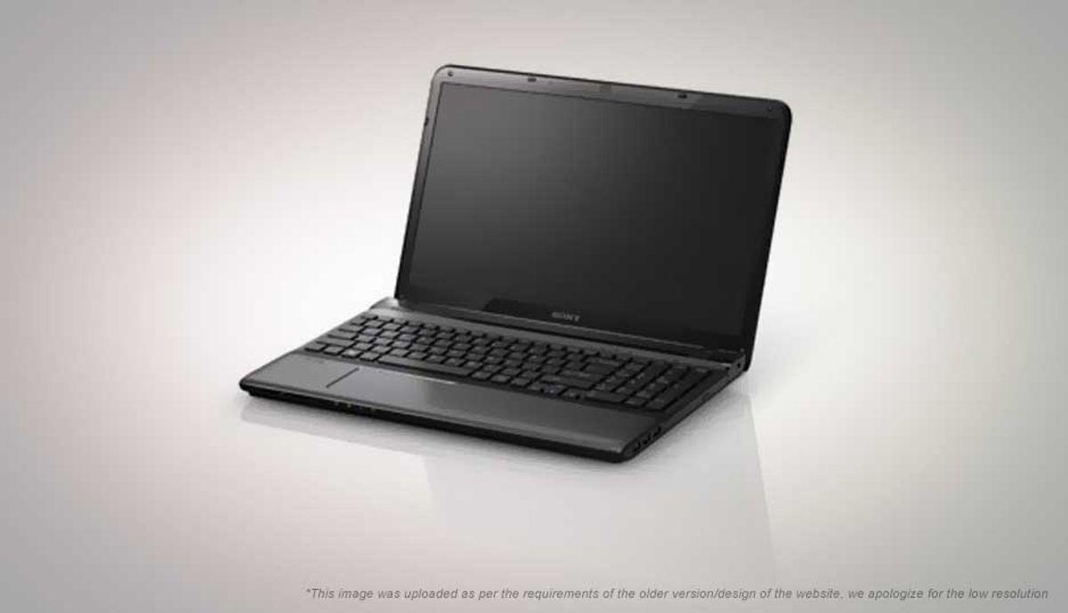 Sony  Vaio E Series SVE15136CNS