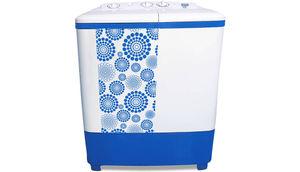 Mitashi 6.5  Semi Automatic Top Load Washing Machine White, Blue (MiSAWM65v10)
