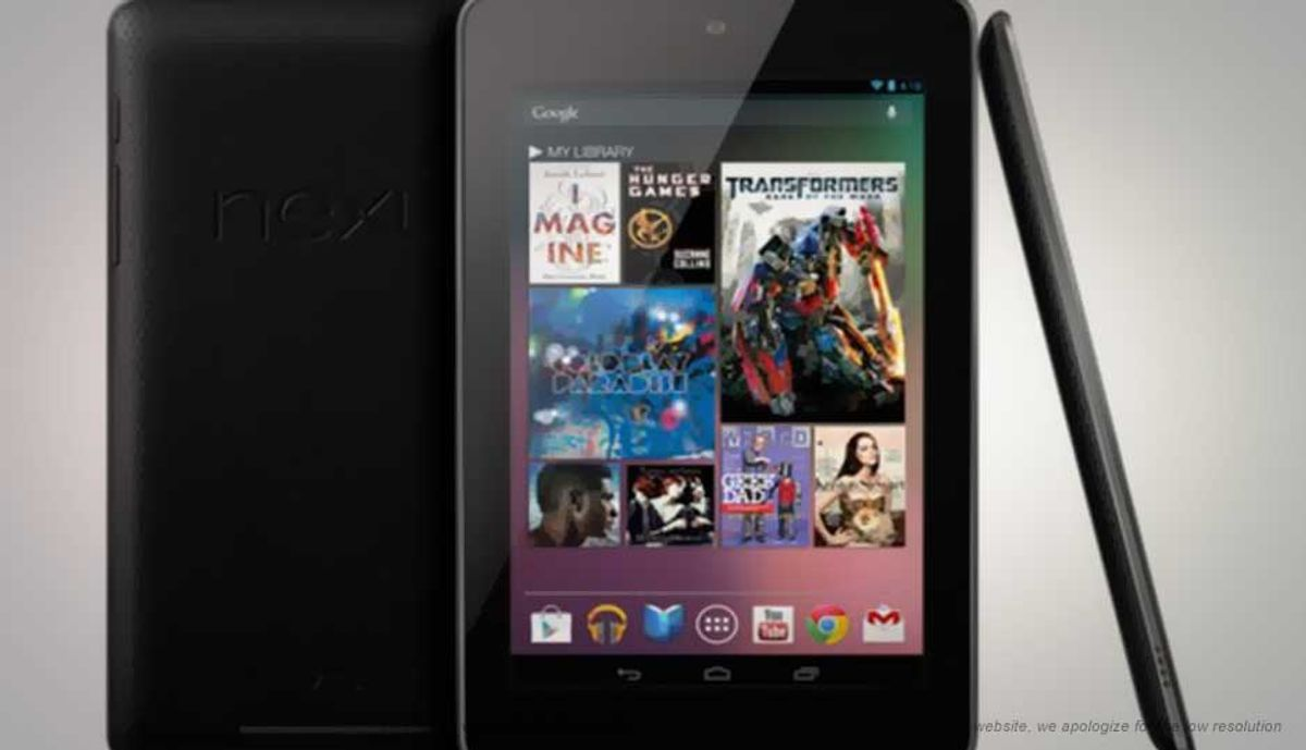 Google Nexus 7 Tablets Price In India Specification Features Digit In
