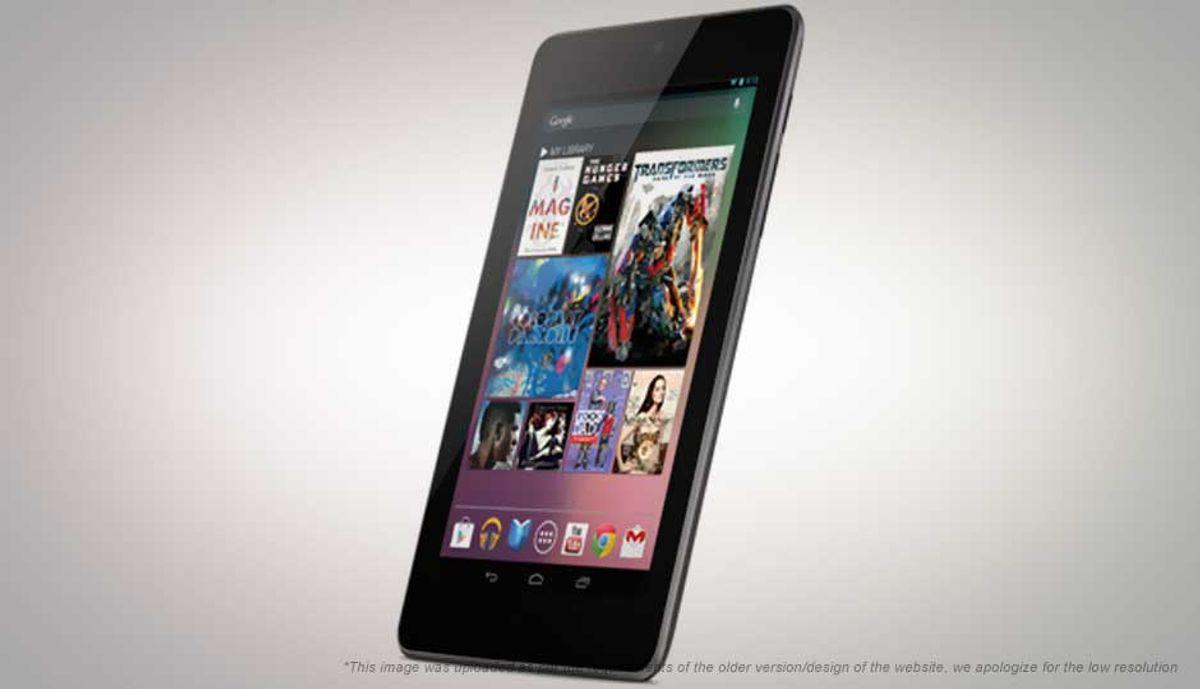 ஏஸஸ் கூகிள் Nexus 7 32GB WiFi and 3G