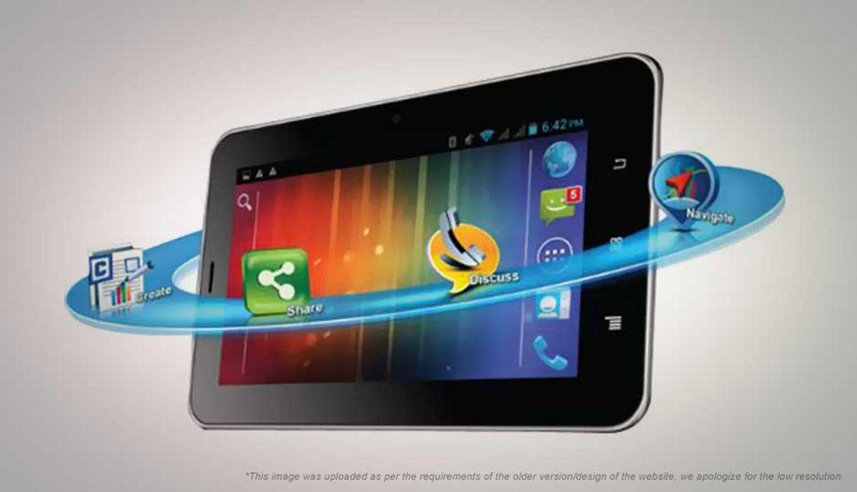 கார்பான் Smart Tab TA-FONE A37 Kommunicate 3G