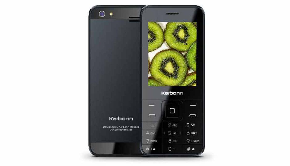 Karbon K Phone1