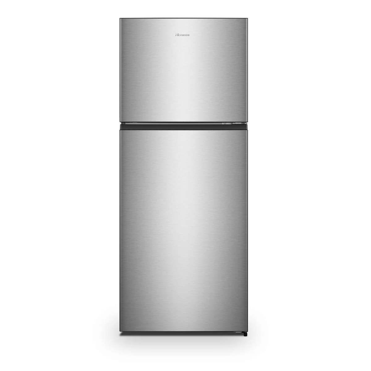 Hisense 411 L 2 Star Double Door Refrigerator (RT488N4ASB2)