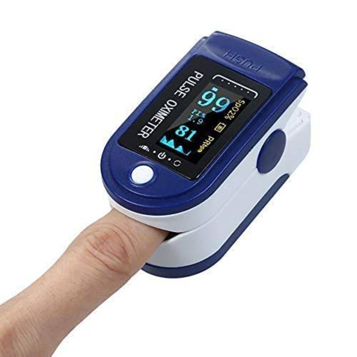Tudox 500BL Fingertip पल्स Oximeter