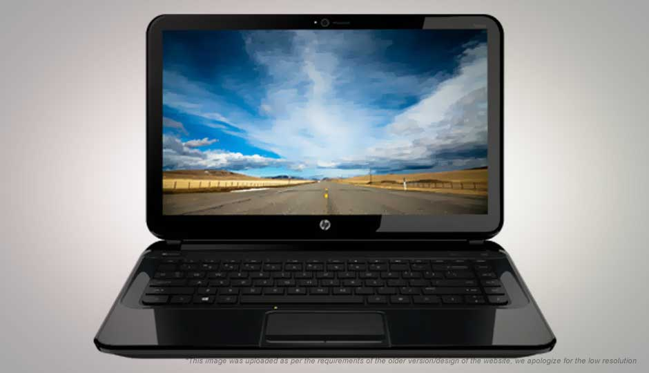 HP Notebook 14 TouchSmart Driver for Windows