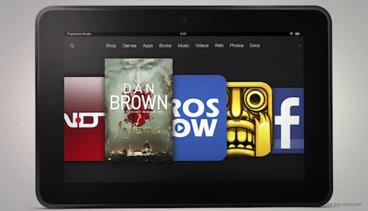 अमेजॉन Kindle Fire HD 16GB