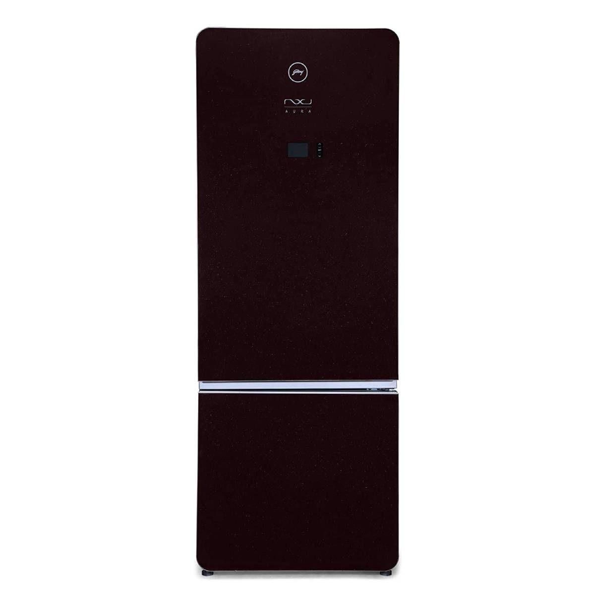 கோத்ரெஜ் 430 L 3 Star Frost-Free Double Door Refrigerator (R B NXW AURA 445MDI 3.4 RB WIN)