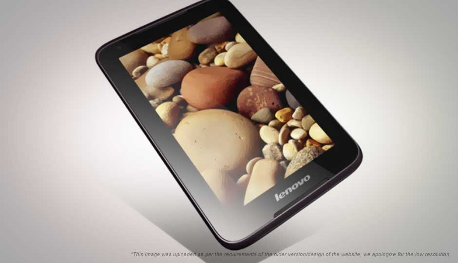 Lenovo IdeaPad Tablet A1000 Price In India Specification Features