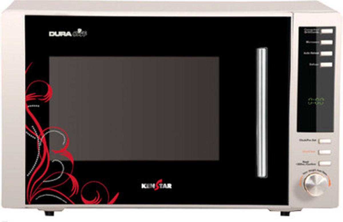 Kenstar M/O KJ30CSG250 30 L Convection Microwave Oven