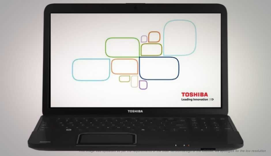 TOSHIBA SATELLITE C850D M5010 LAPTOP DRIVER