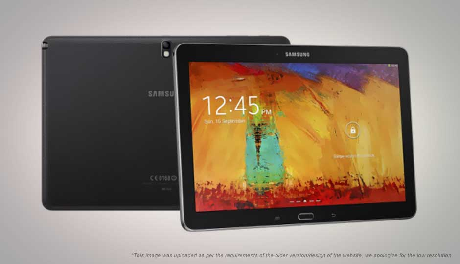samsung galaxy note 10 1 2014 edition price in india. Black Bedroom Furniture Sets. Home Design Ideas