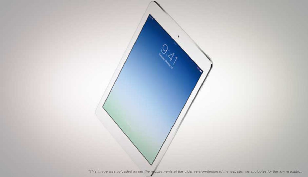 एप्प्ल iPad Air 128GB WiFi and 3G/4G