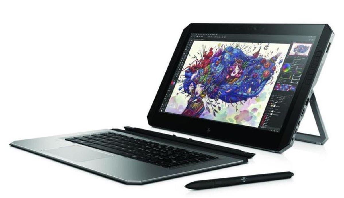 எச்பி ZBook x2