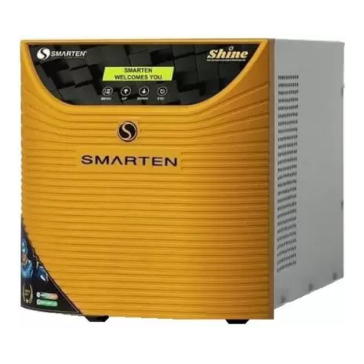 Smarten SHINE SOLAR PCU Pure Sine Wave Inverter