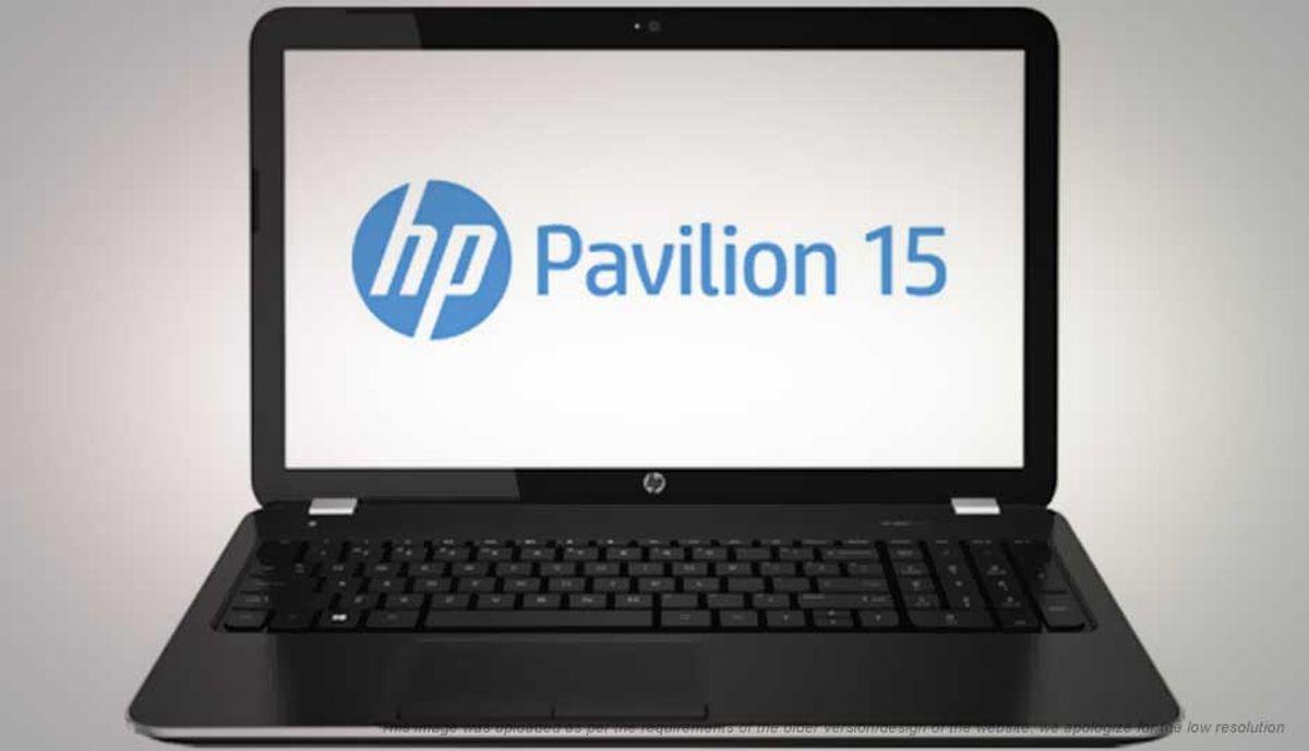 एचपी Pavilion 15-N018TU