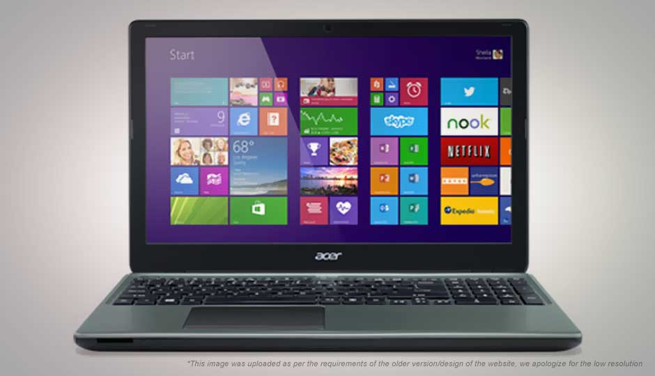 Acer Aspire E1 570 Intel Core I3