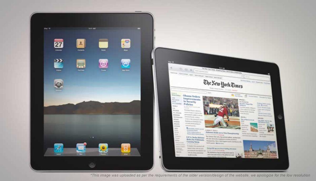 एप्प्ल iPad 2012 16GB WiFi and 3G
