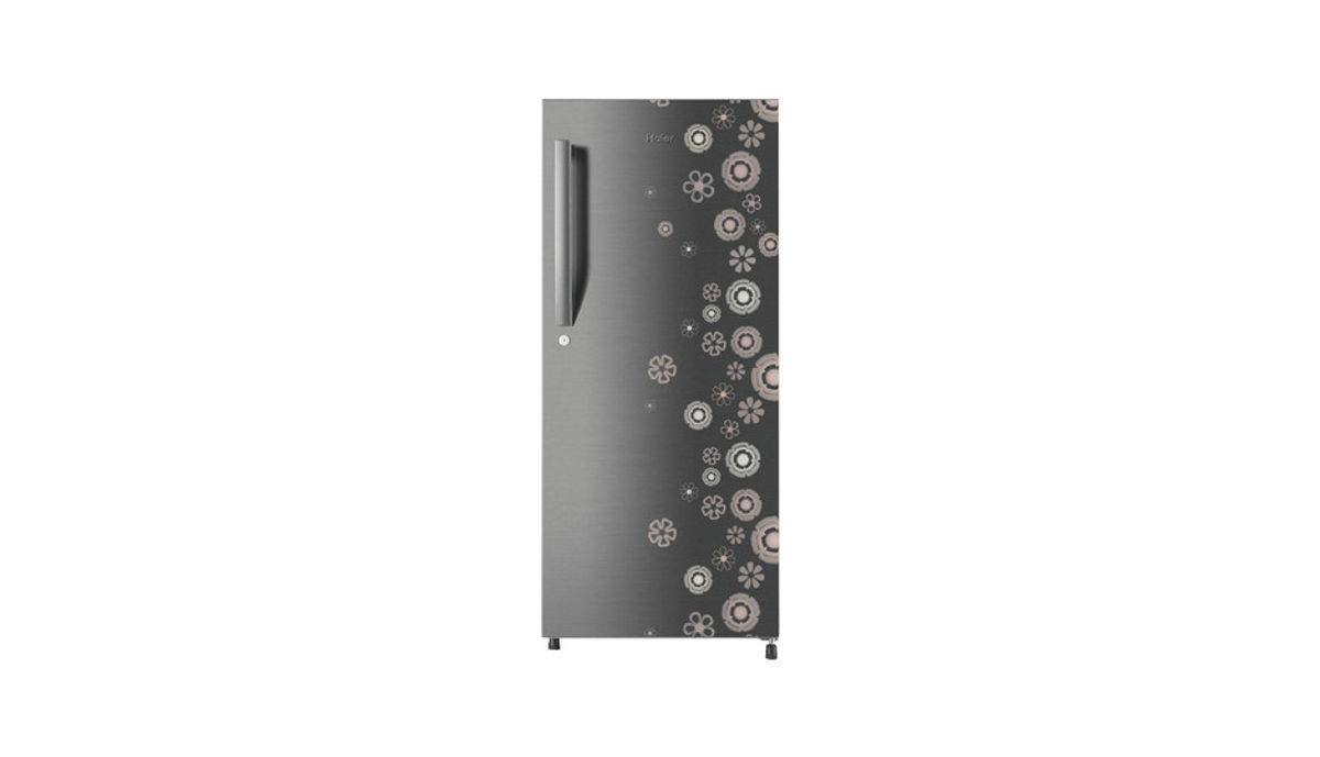 Haier HRD-2155CGC 195 L Single Door Refrigerator