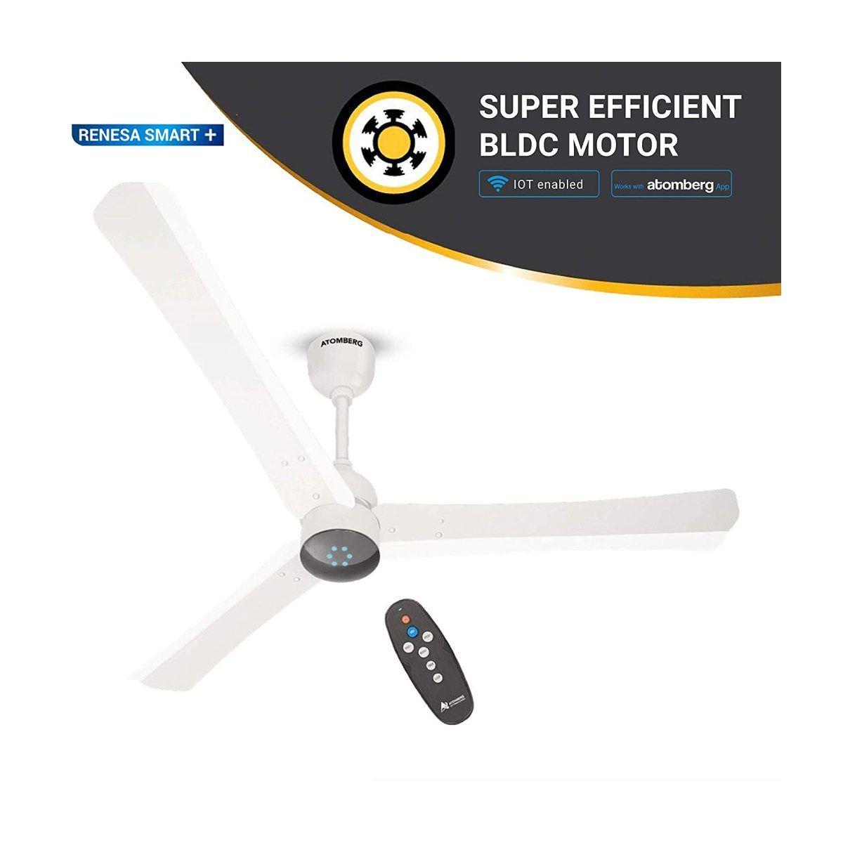 Atomberg Renesa Smart + Ceiling Fan