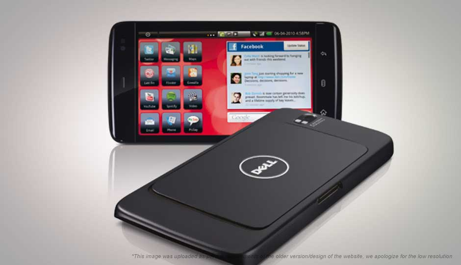 Dell Streak Price in India, Specification, Features
