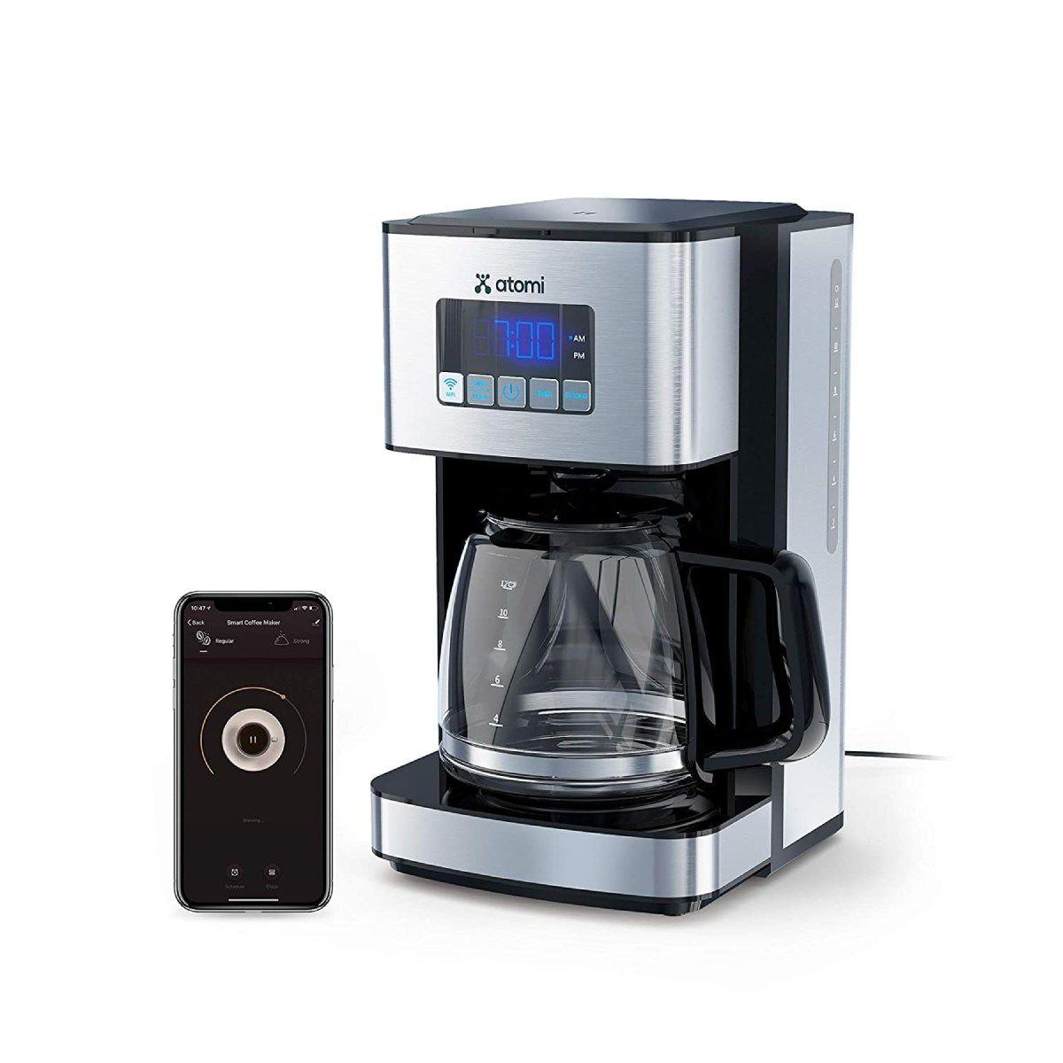 Atomi Smart Wi-Fi Coffee Maker