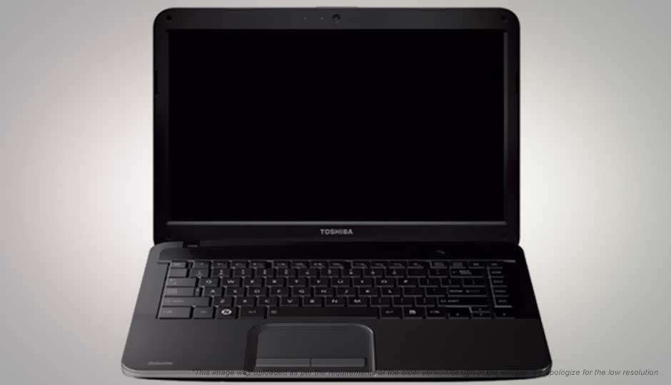 toshiba satellite pro b40 a i0010 price in india specification features. Black Bedroom Furniture Sets. Home Design Ideas